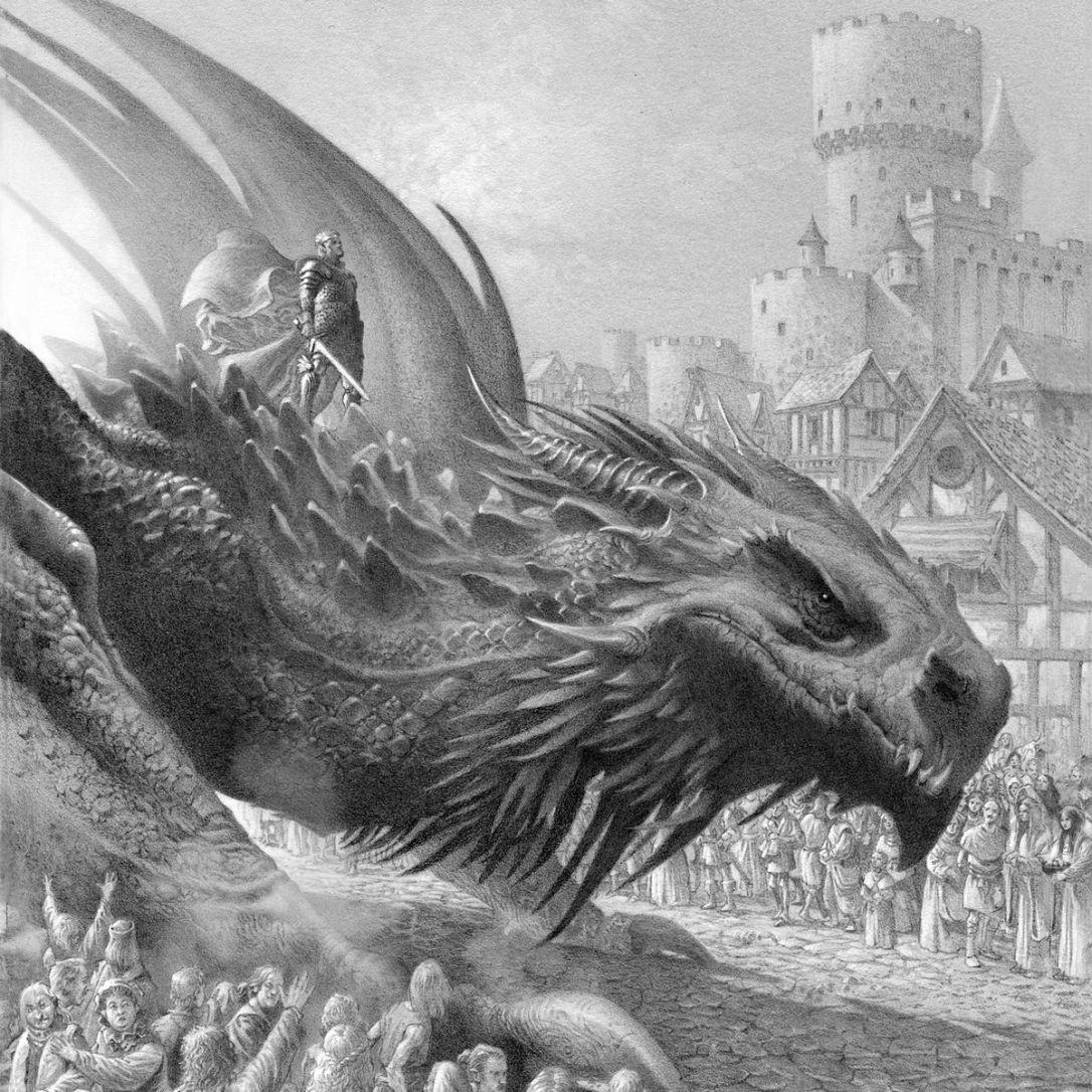Dragon Targaryen